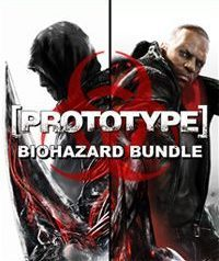 Okładka Prototype: Biohazard Bundle (PS4)