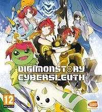 Game Box for Digimon Story: Cyber Sleuth (PS4)