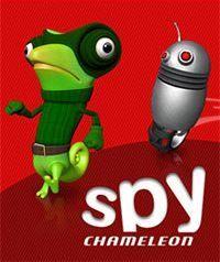 Okładka Spy Chameleon (WiiU)