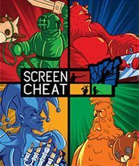 Game Box for Screencheat (PS4)