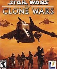Okładka Star Wars: The Clone Wars (PS2)