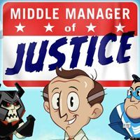 Game Box for Middle Manager of Justice (iOS)