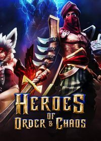 Okładka Heroes of Order & Chaos (PC)