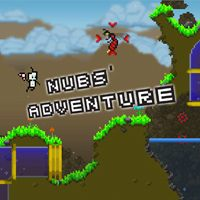 Okładka Nubs' Adventure (PC)