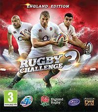 Game Box for Rugby Challenge 3 (PS3)