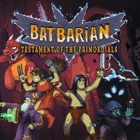 Batbarian: Testament of the Primordials (PS4 cover