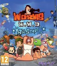 Okładka Worms W.M.D (PC)