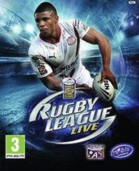 Game Box for Rugby League Live (PS3)