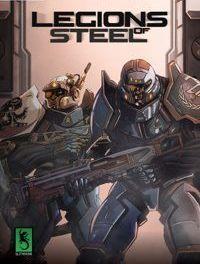 Okładka Legions of Steel (AND)