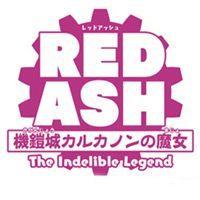 Okładka Red Ash (PC)
