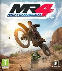 Game Box for Moto Racer 4 (PC)