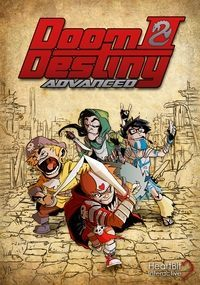 Okładka Doom & Destiny Advanced (WP)