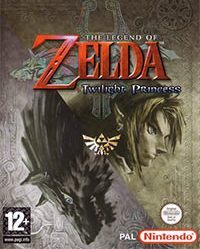 Game Box for The Legend of Zelda: Twilight Princess (GCN)