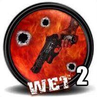 Okładka WET 2 (PS3)