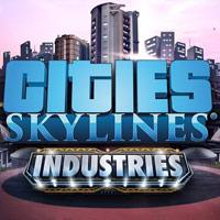 Okładka Cities: Skylines - Industries (PC)