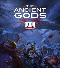 Game Box for Doom Eternal: The Ancient Gods, Part One (PC)