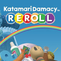Game Box for Katamari Damacy Reroll (Switch)