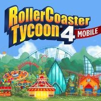 Okładka RollerCoaster Tycoon 4 Mobile (AND)