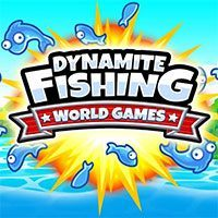Game Box for Dynamite Fishing: World Games (PS4)