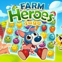 Okładka Farm Heroes Saga (AND)