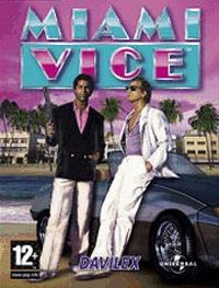 Okładka Miami Vice (PS2)