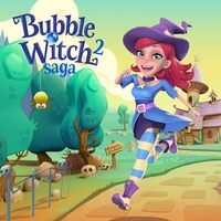 Okładka Bubble Witch 2 Saga (AND)