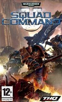 Game Box for Warhammer 40,000: Squad Command (PSP)