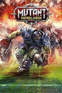 Okładka Mutant Football League (XONE)