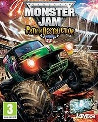 Okładka Monster Jam: Path of Destruction (PS3)