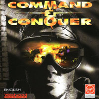 Game Box for Command & Conquer (1995) (PC)