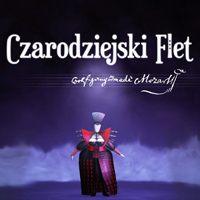Okładka Magic Flute by Mozart (AND)
