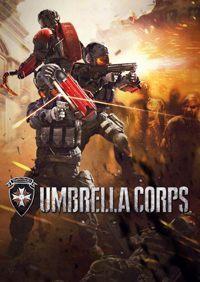 Game Box for Umbrella Corps (PC)