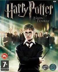 Game Box for Harry Potter and the Order of the Phoenix (PC)