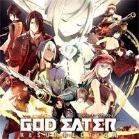 Game Box for God Eater Resurrection (PC)