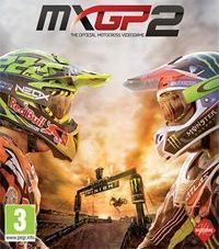 Game Box for MXGP 2: The Official Motocross Videogame (PC)