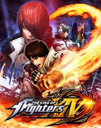 Game Box for The King of Fighters XIV (PS4)
