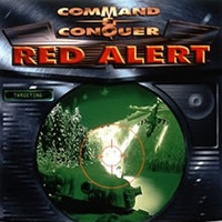 Game Box for Command & Conquer: Red Alert (PC)