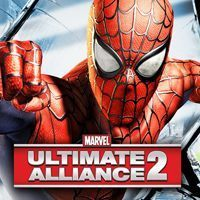 Game Box for Marvel: Ultimate Alliance 2 (PS3)