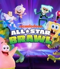 Okładka Nickelodeon All-Star Brawl (PS5)