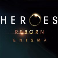 Okładka Heroes Reborn: Enigma (AND)