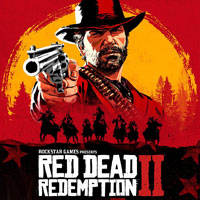Game Box for Red Dead Redemption II (PS4)