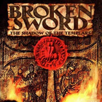 Okładka Broken Sword: The Shadow of the Templars (PS1)