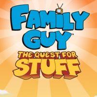 Okładka Family Guy The Quest for Stuff (iOS)