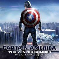 Okładka Captain America: The Winter Soldier (iOS)