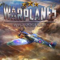 Game Box for Warplanes: WW2 Dogfight (Switch)