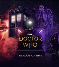 Okładka Doctor Who: The Edge of Time (PS4)