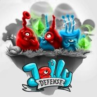 Jelly Defense (iOS cover