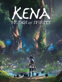 Game Box for Kena: Bridge of Spirits (PS4)