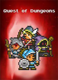 Okładka Quest of Dungeons (PC)
