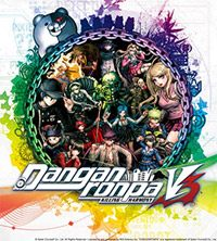 Game Box for Danganronpa V3: Killing Harmony (PC)
